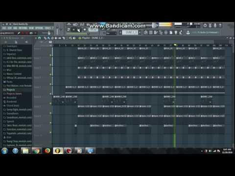 Rae Sremmurd - Black Beatles Instrumental Remake (FLP)