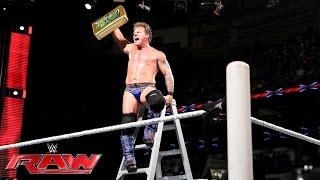 Dean Ambrose vs. Chris Jericho: Raw, June 13, 2016