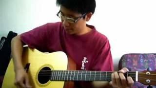 All The Heavens - Hillsong Cover (Daniel Choo)