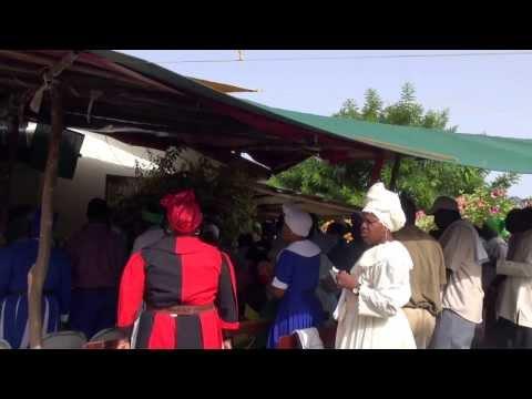 Spiritual Baptist in St Vincent