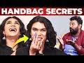 Shakshi Harendran Handbag Secrets Revealed by Vj Ashiq | What