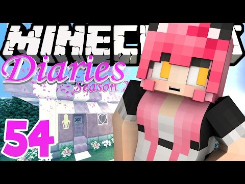 Cadenza s Worry Minecraft Diaries S1 Ep.54 Roleplay Survival Adventure