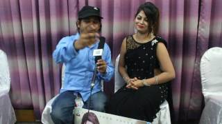 Singer Anisha Talukdar & RJ Saimur Live | Sangeeta| Swadesh tv