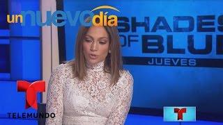 Jennifer López habla de su personaje en