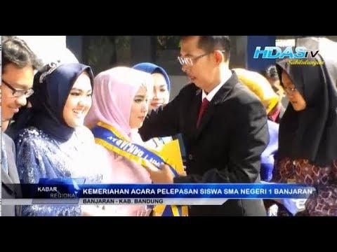 Pelepasan Siswa SMAN 1 Banjaran - Tahun Ajaran 2017-2018
