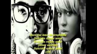 Tinie Tempah ft Ester Dean - Love Suicide Legendado