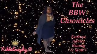 The BBW Chronicles | Plus Size Influencer | The BBW Spotlight