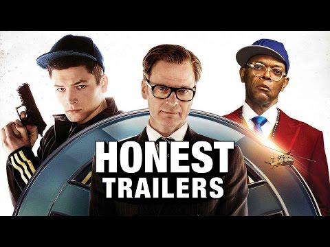 Honest Trailers Kingsman The Secret Service