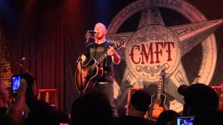 Corey Taylor-Through The Glass(acoustic)