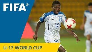 Match 22: Honduras v New Caledonia – FIFA U-17 World Cup India 2017