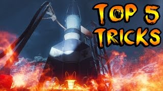 Top 5 TIPS & TRICKS in DER EISENDRACHE! Black Ops 3 Zombies How To Reach High Rounds Strategy