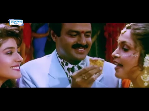 Bangaru Bullodu Telugu Full Movie | Balakrishna | Ramya Krishna | Part 5 | Shemaroo Telugu
