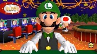 New Super Mario Bros. DS - All Minigames