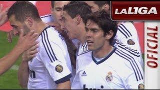 Resumen de Atlético de Madrid (1-2) Real Madrid - HD