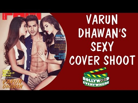 Xxx Mp4 Varun Dhawan's S€x¥ Cover Boy Look On FHM INDIA 3gp Sex