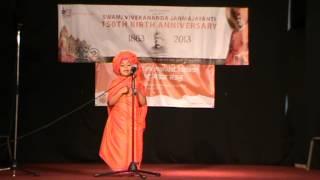 Vivek - 1st UK Wide Elocution Competiton... Curtain raiser speech by Payal Jain
