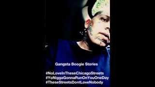 GANGSTA BOOGIE STORIES - MY NIGGA RAN ON ME