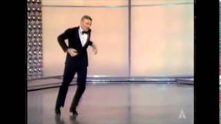 Fred Astaire performs Weapon of Choice at the Oscars