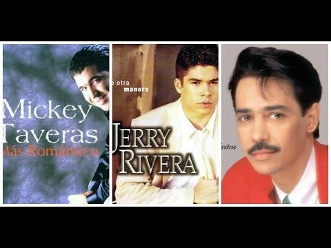 EL MEJOR MIX DE SALSA ROMÁNTICA Eddy Santiago Mickey Taveras Jerry rivera