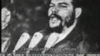 Discurso Che Guevara