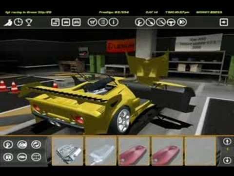 Ford GT in SLRR 2.2.1 2nd vid