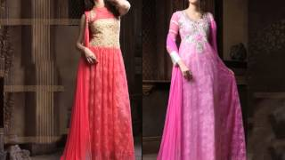 New Arrivals Anarkali Salwar Suits and Dresses Collection
