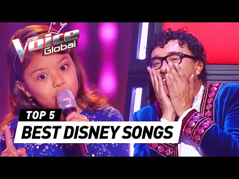 Xxx Mp4 The Voice Kids BEST DISNEY SONGS In The Blind Auditions PART 2 3gp Sex