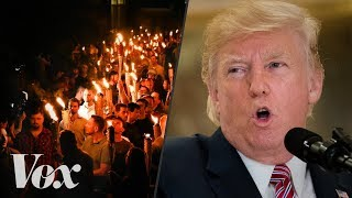 After Charlottesville, how do we cover an immoral president?