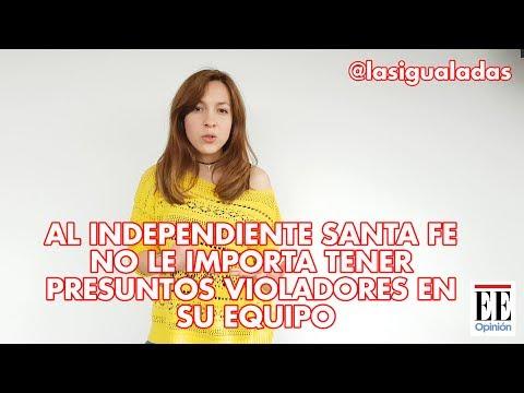 A Independiente Santa Fe no le importa tener presuntos violadores en su equipo