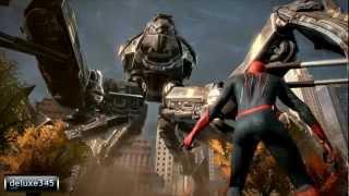 The Amazing Spider-Man Gameplay (PC HD)