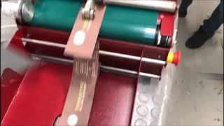 SAVEMA Feeder C Belt with TTO Test for Belgium Market Samples