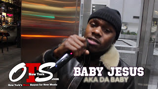 OnTheSceneNY Interview With Baby Jesus 704