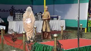 যেমন খুশি তেমন সাজ এর সেরা অভিনয়,,সাতক্ষীরা সরকারি মহিলা কলেজের শিক্ষার্থী SMRITY & SHAPLA✌