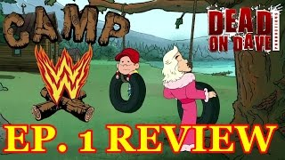 Camp WWE Episode 1 REVIEW - Start of Something GREAT!