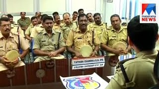 Police prepared to patrol in thrissur
