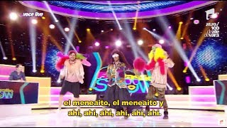 "Proba de grup. ""El Meneaito"" vs ""Tutti frutti"". Echipele se întrec pe ritmuri muzicale"