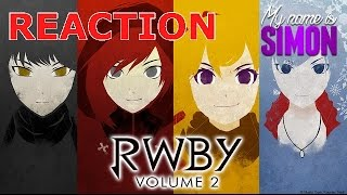 RWBY - Volume 2 Chapter 1 - REACTION