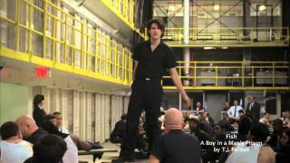 Actor Bryan Dechart Talks About Playing Tim in the Film Fish: A Boy in a Man's Prison.