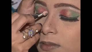 BENGALI BRIDAL MAKE-UP BY KALAKREET
