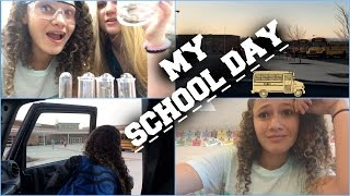 A Day In My Life: High School