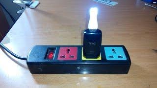 How To Make USB Lamp, DIY Lamp USB mini