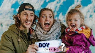 Boy or Girl? THE BIG REVEAL‼️
