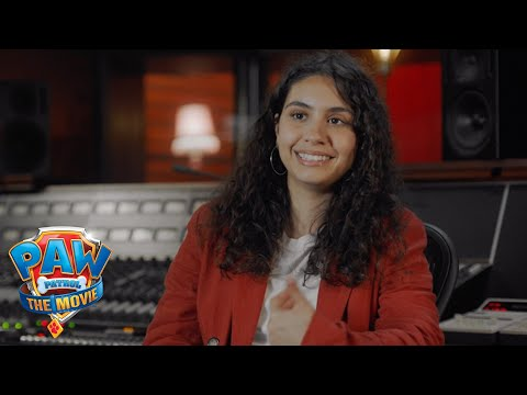 PAW Patrol The Movie Alessia Cara The Use In Trying