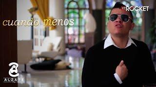 ME DEDICO A BEBER - ALZATE - (VIDEO LYRICS)