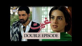 Ghairat Episode 07  08 - 11th September 2017 - ARY Digital Drama uploaded on 20-01-2018 126032 views