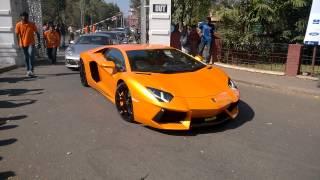 Lamborghini Aventador in India
