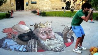 Mind-Blowing Optical Illusions