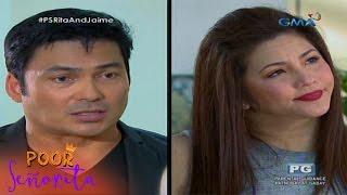 Poor Señorita: Rita meets Jaime Salcedo