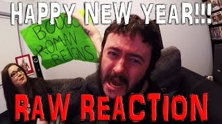 HAPPY NEW YEAR!!! WWE RAW REACTION 2ND JANUARY 2017