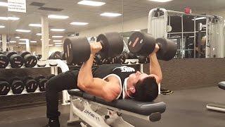 Dumbbell Chest Workout | Best Dumbbell Exercises